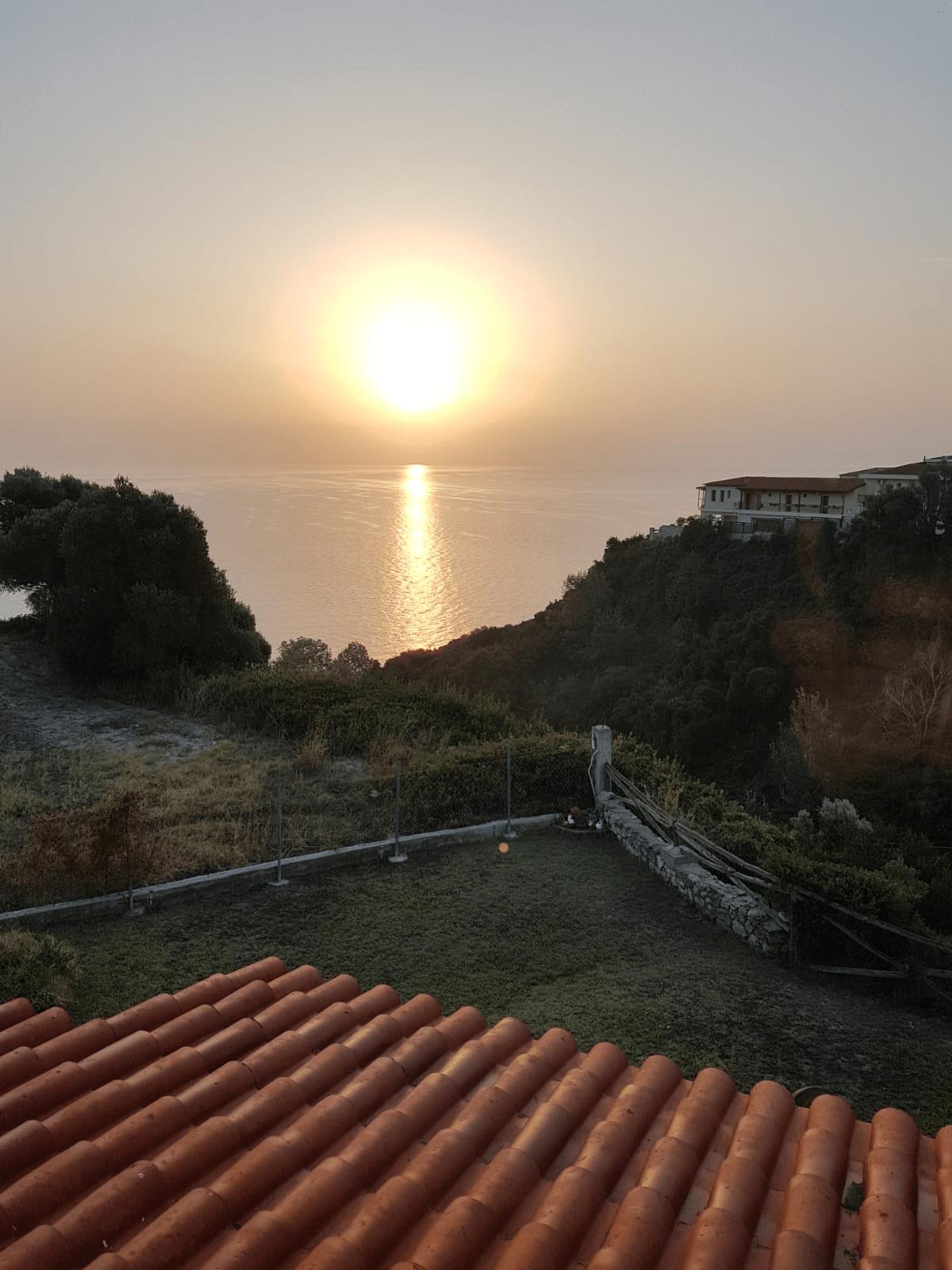 Near Thessaloniki Greece