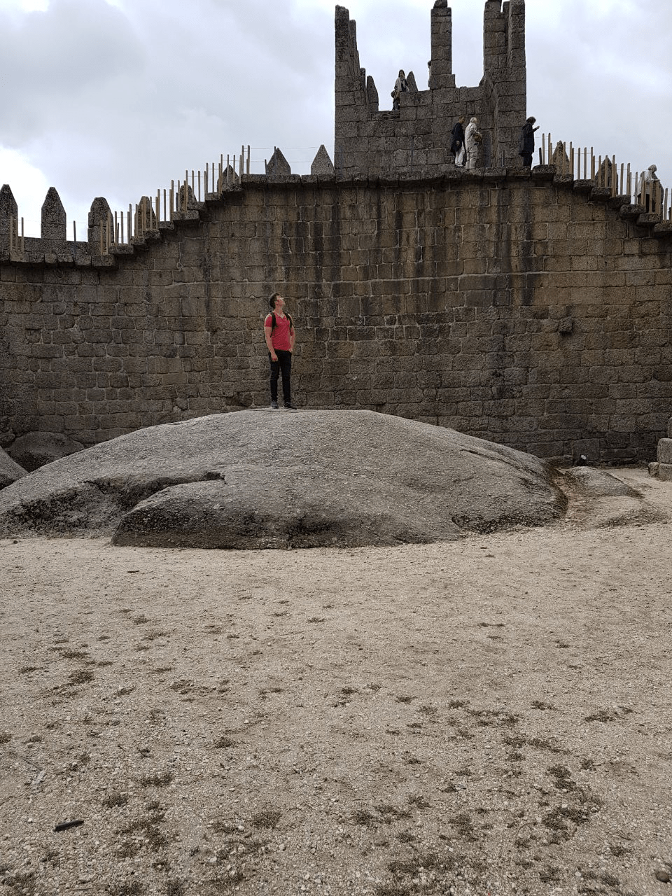 Castle Guimaraes Porto