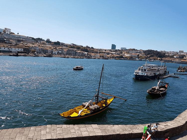 Bridge Ponte Luis Porto Portugal